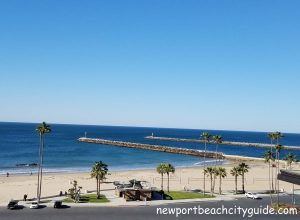jetty parking lot channel corona del mar main beach newport beach city guide