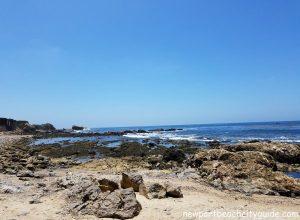 cameo shores beach newport city guide
