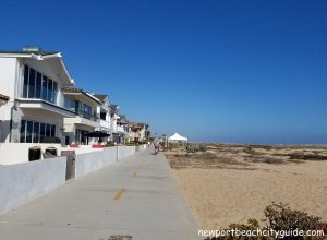 boardwalk balboa peninsula beach newport beach city guide