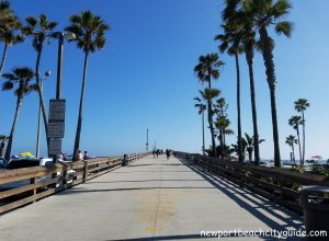 balboa pier beach newport beach city guide