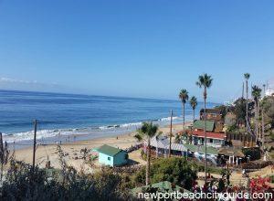 Los Trancos Crystal Cove State Beach Newport Beach