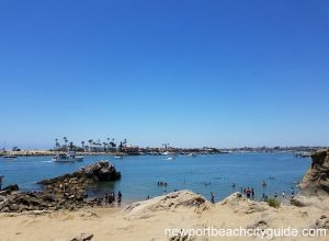 PIrates Cove Corona del Mar Newport Beach Ca