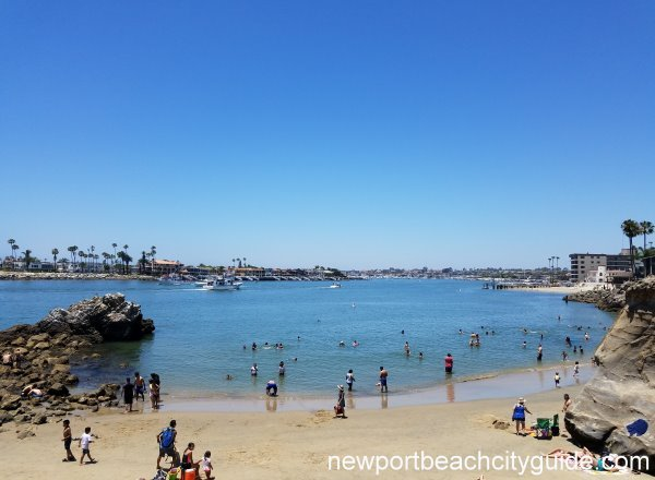 PIrates Cove Corona del Mar Newport Beach Ca