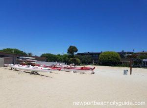 Newport Harbor Patrol Beach Corona del Mar Newport Beach Ca