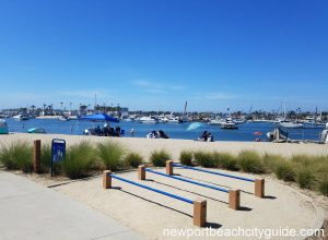marina park balboa peninsula newport bay newport beach ca
